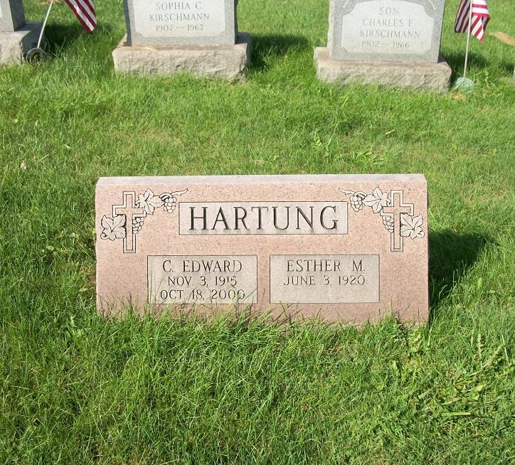 C Edward Hartung