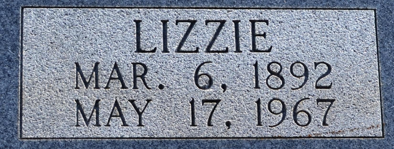 Lizzie Anderson