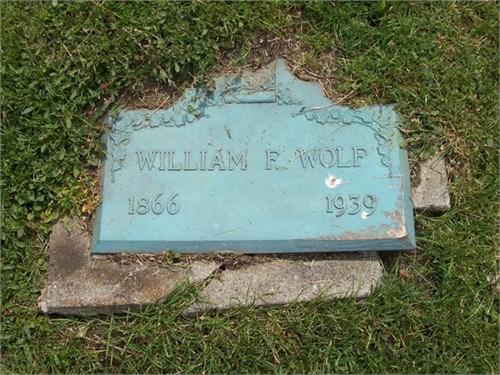 William F. Wolf