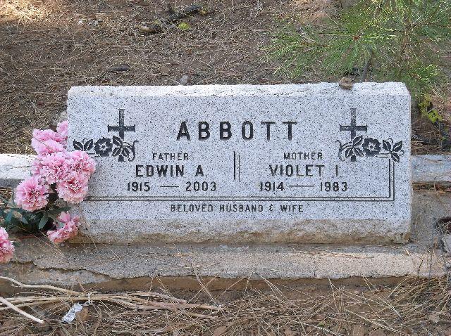 Edwin Anthony Abbott