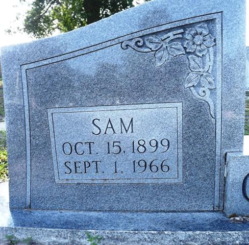 Sam Houston Conner
