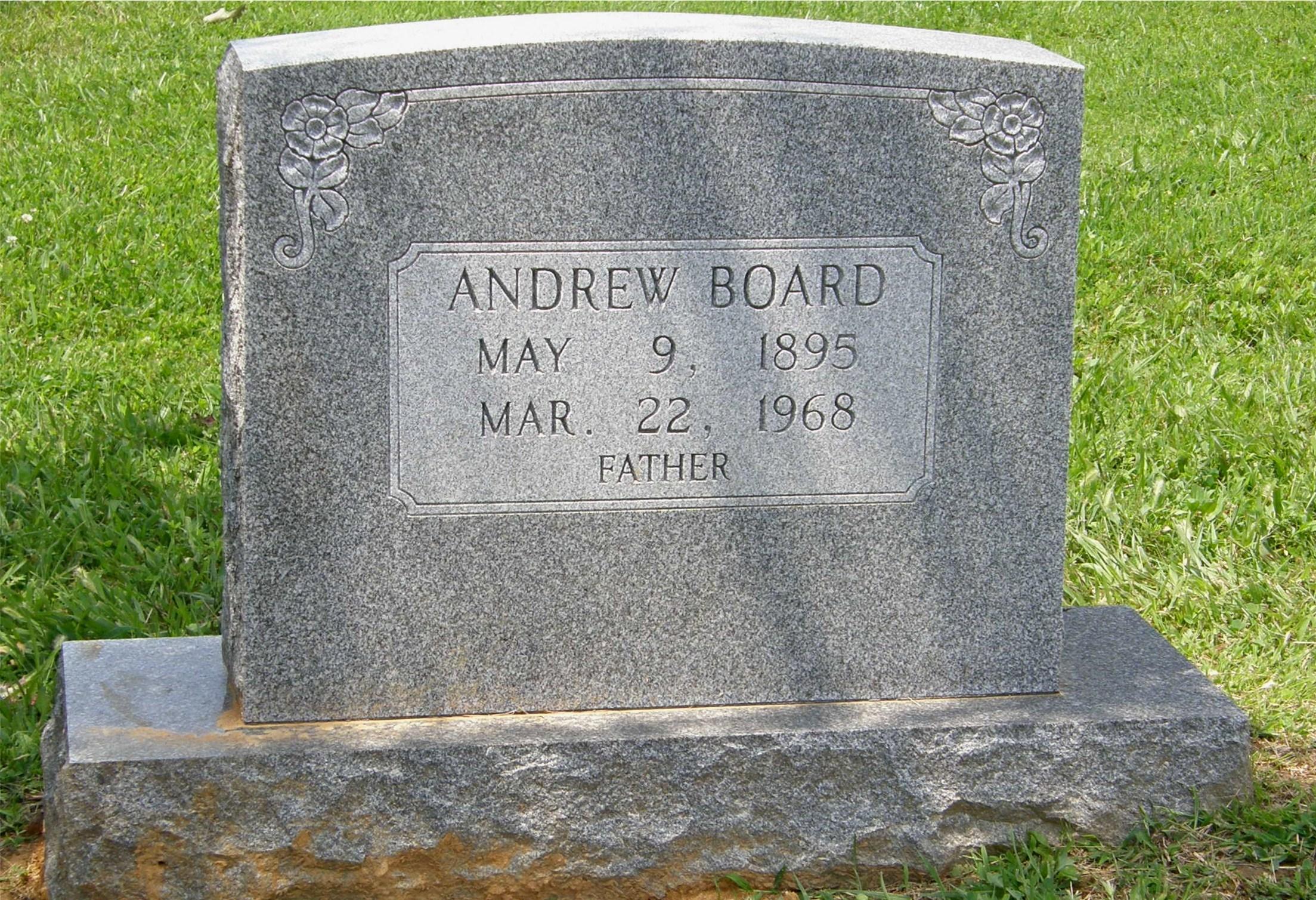 Andrew Board
