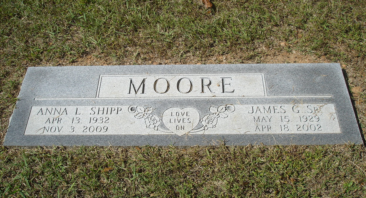 James Gray Moore, Sr