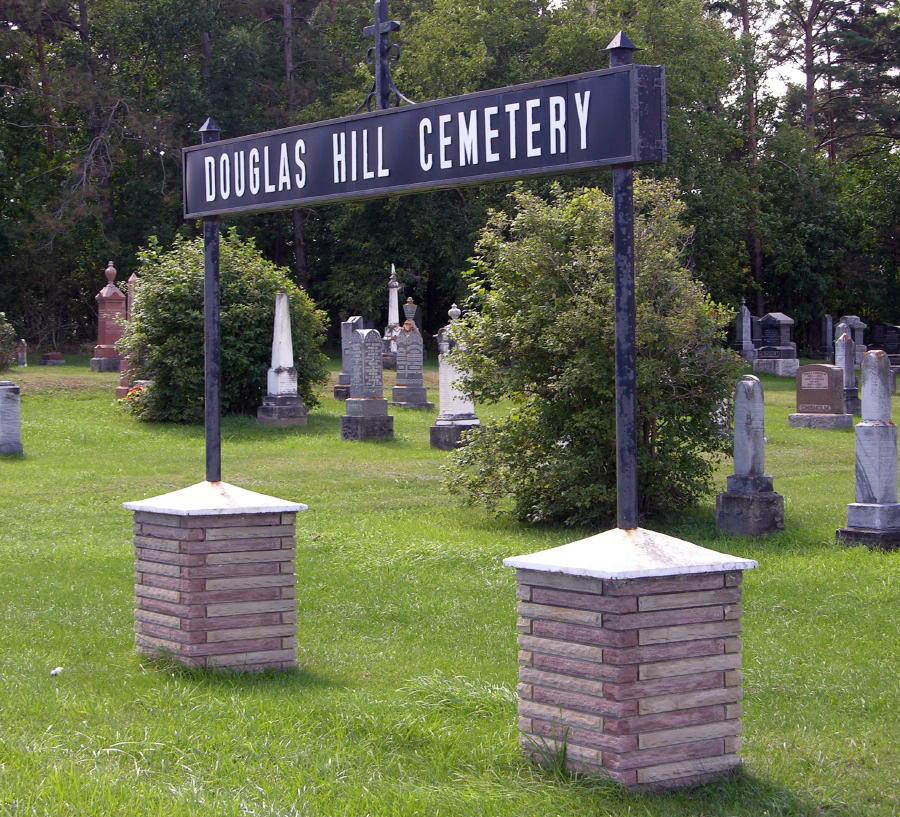 Douglas Hill Cemetery
