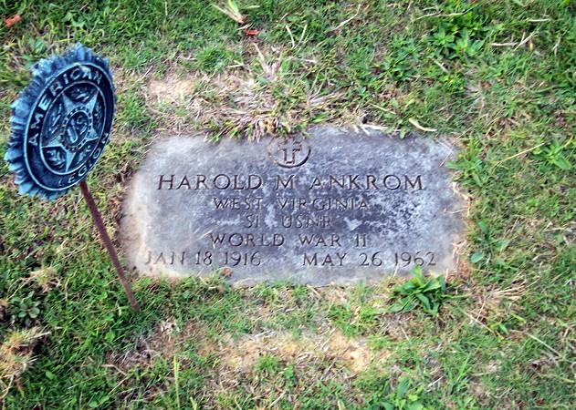 Harold Mayfield Ankrom