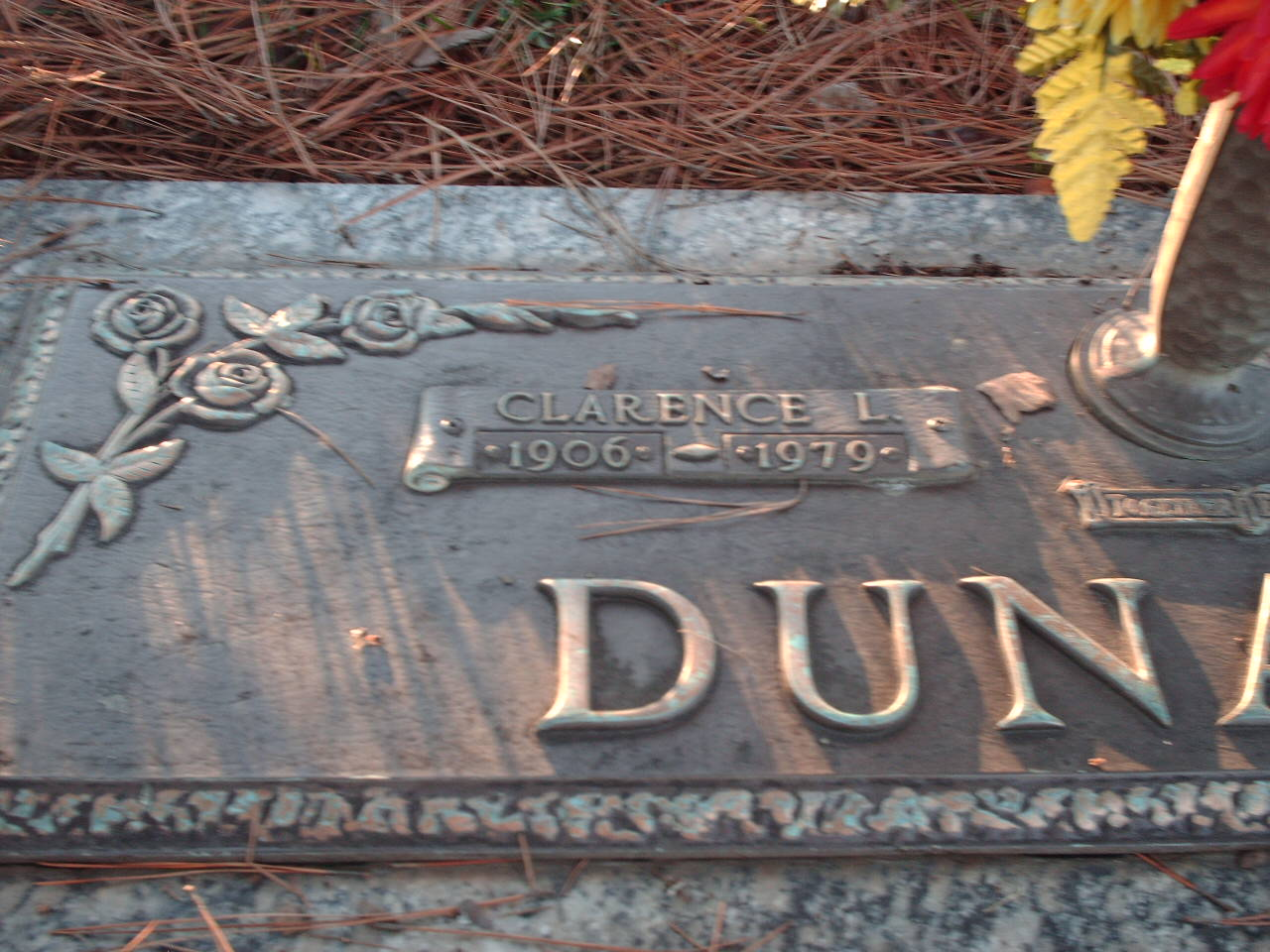 Clarence Lizander Dunaway