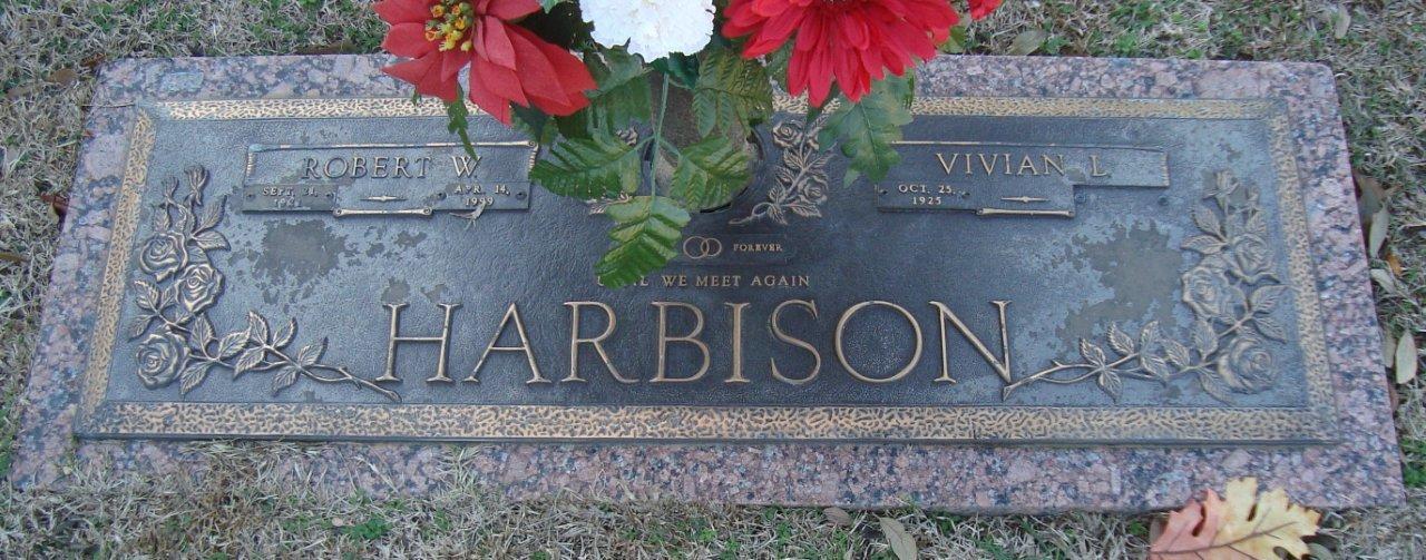 Robert Warren Harbison, Sr