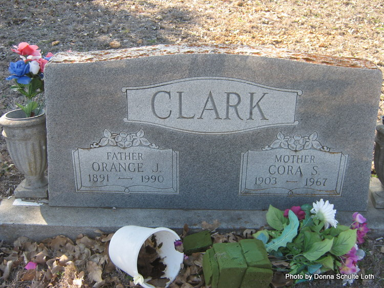 Orange Judd Clark