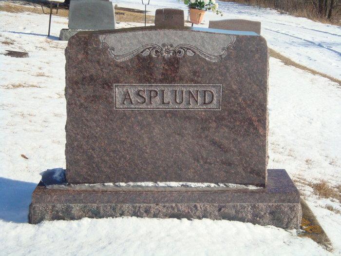 Pauline Beatrice <i>Clark</i> Asplund