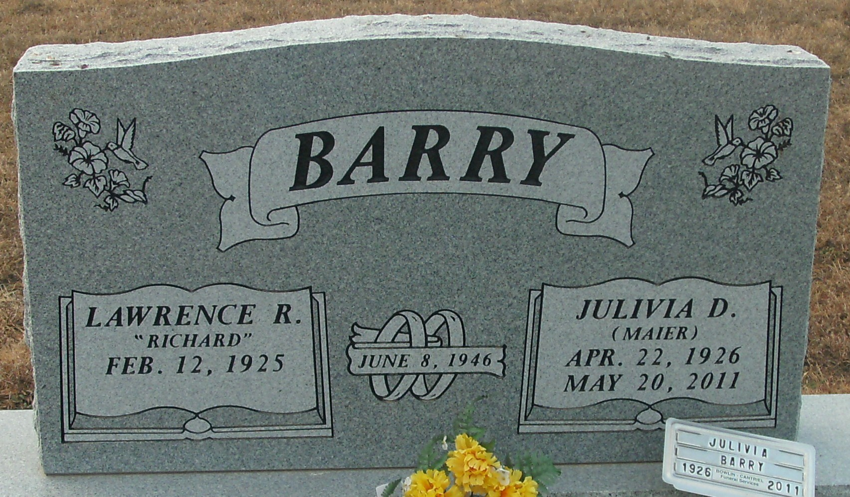 Julivia Dorene <i>Maier</i> Barry