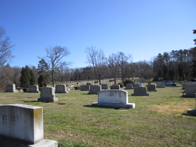 Forest Lawn West Cemetery