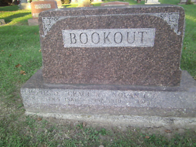 Charles O Bookout