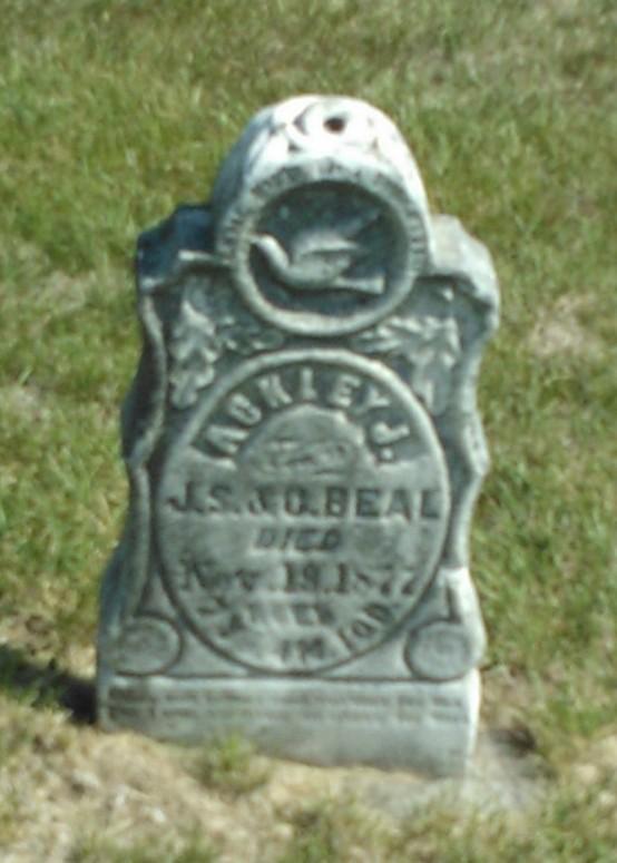 Ackley J. Beal