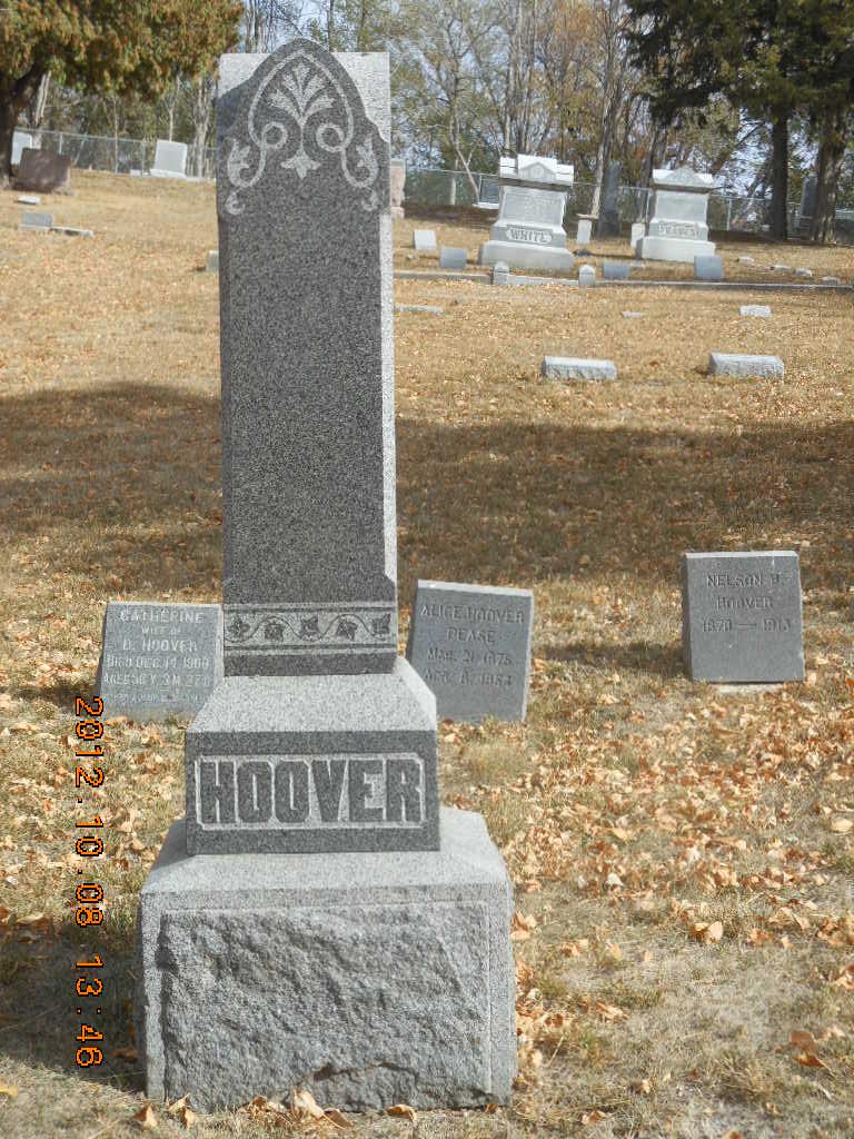 Alice Ida <i>Hoover</i> Pease