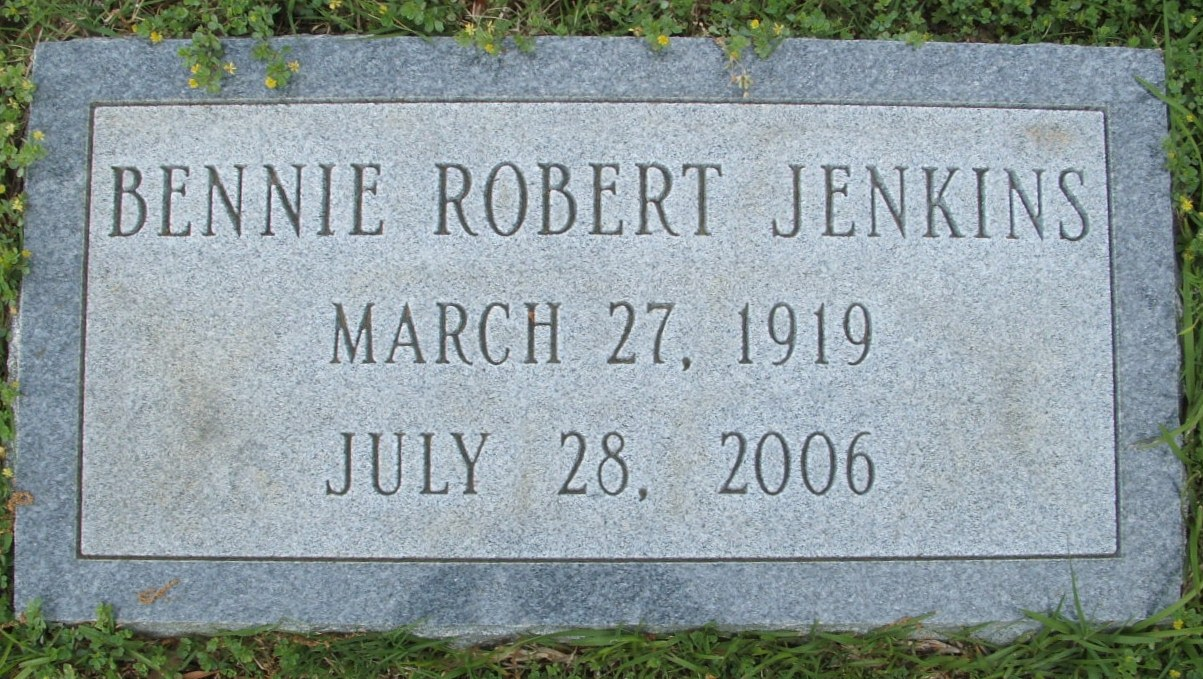 Bennie Robert Jenkins