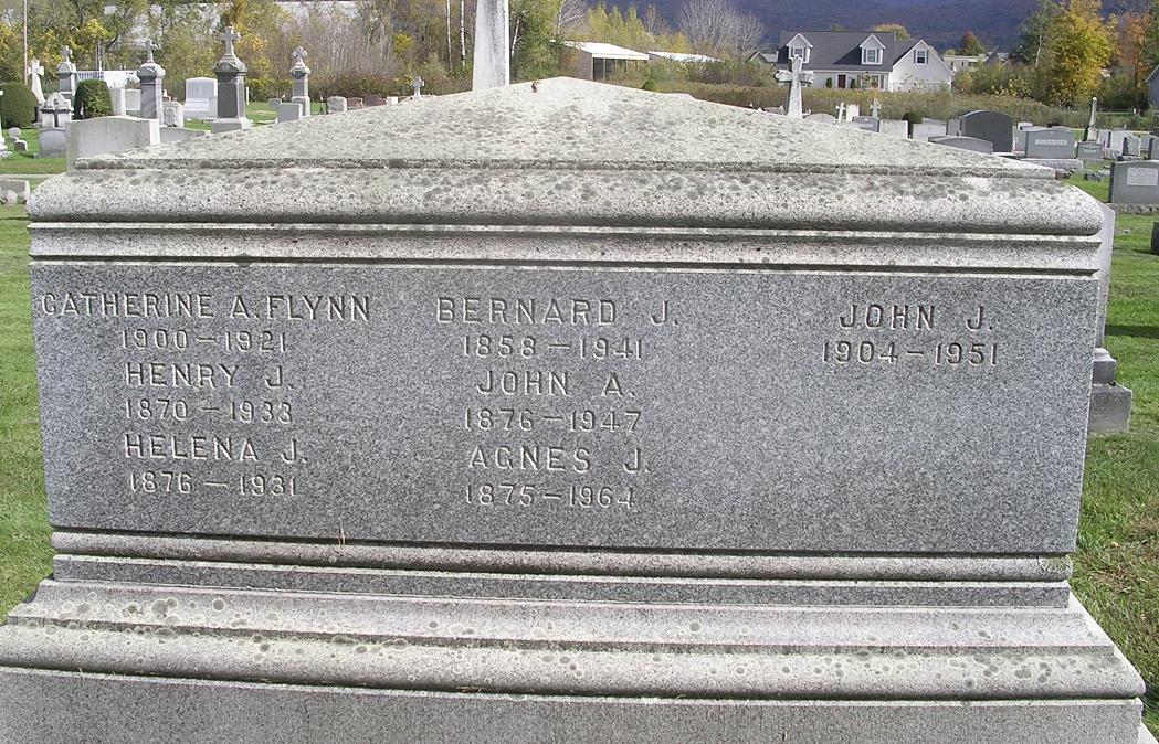 Agnes J. <i>Walsh</i> Flynn