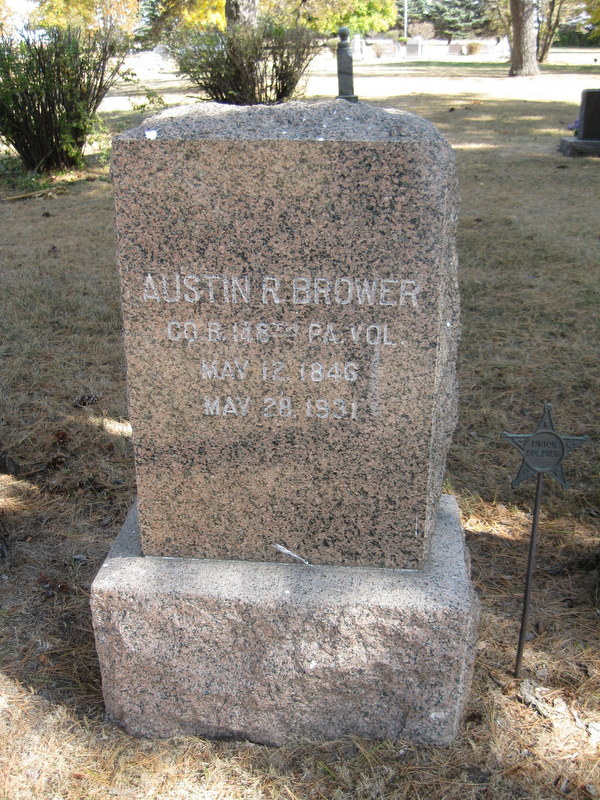 Austin R. Brower