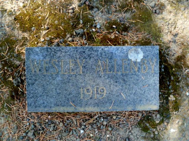 Wesley Allenby