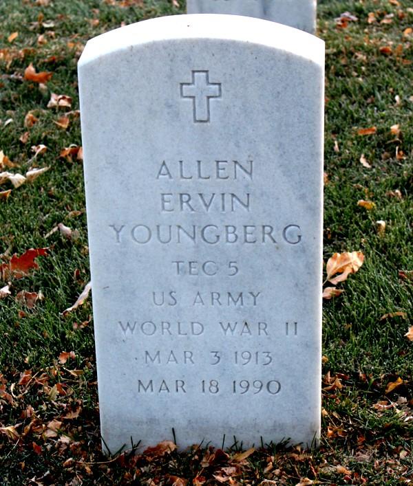 Allen Ervin Youngberg