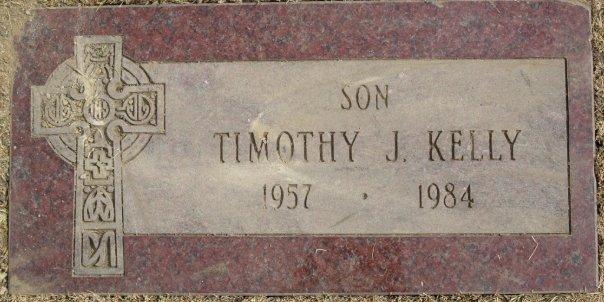 Timothy John Kelly
