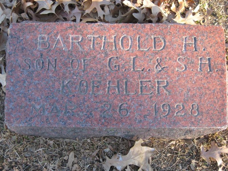 Barthold H. Koehler