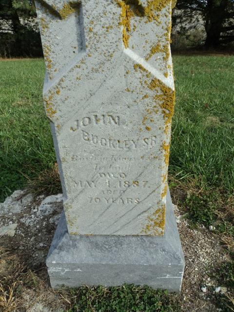 John Buckley, Sr