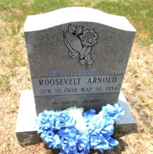 Roosevelt Arnold