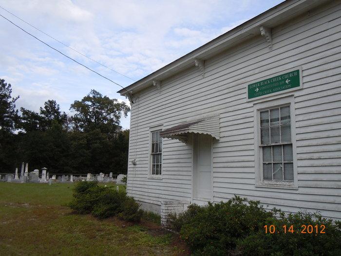 Lower Black Creek Cemetery