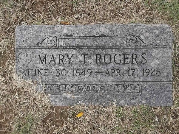 Mary T. Rogers