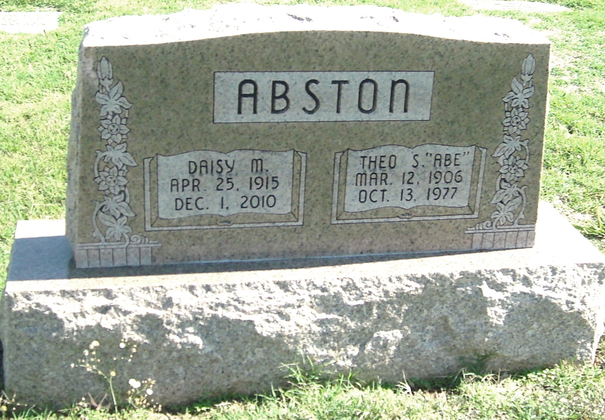Daisy M. Abston