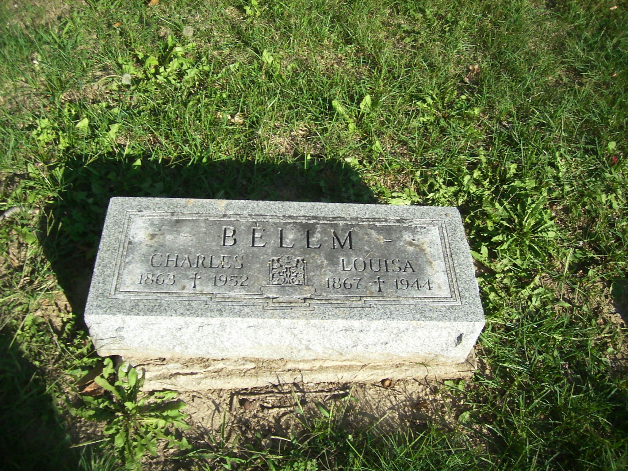 Charles Anton Bellm, Sr