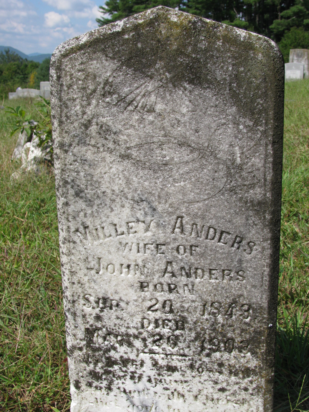 Milley <i>Laurence</i> Anders