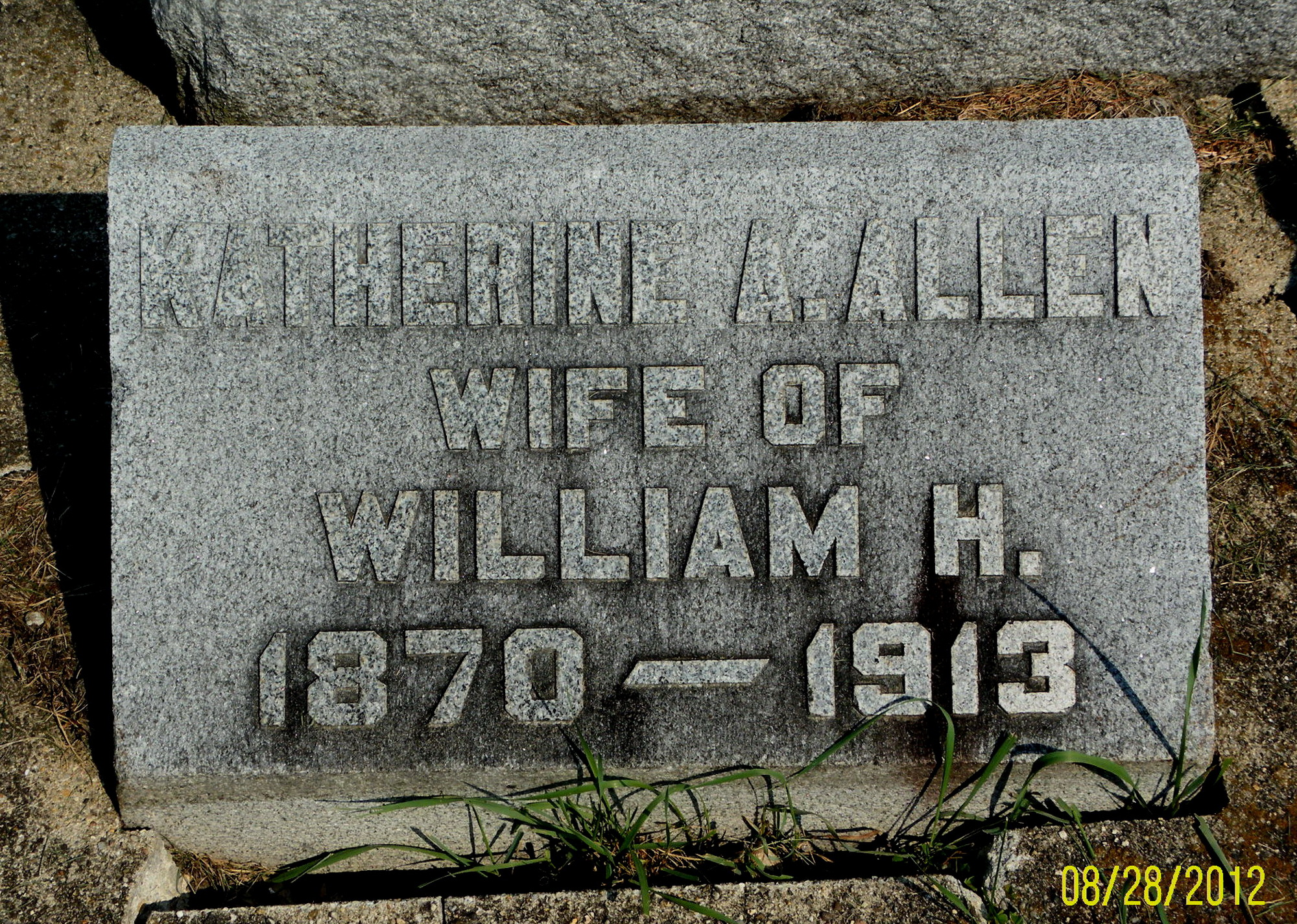 Katherine <i>Sheridan</i> Allen