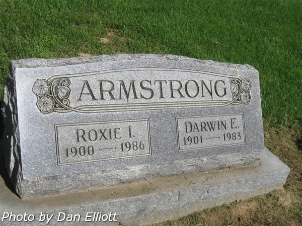 Darwin E. Armstrong