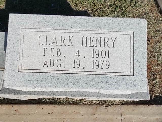 Clark Henry Holloway