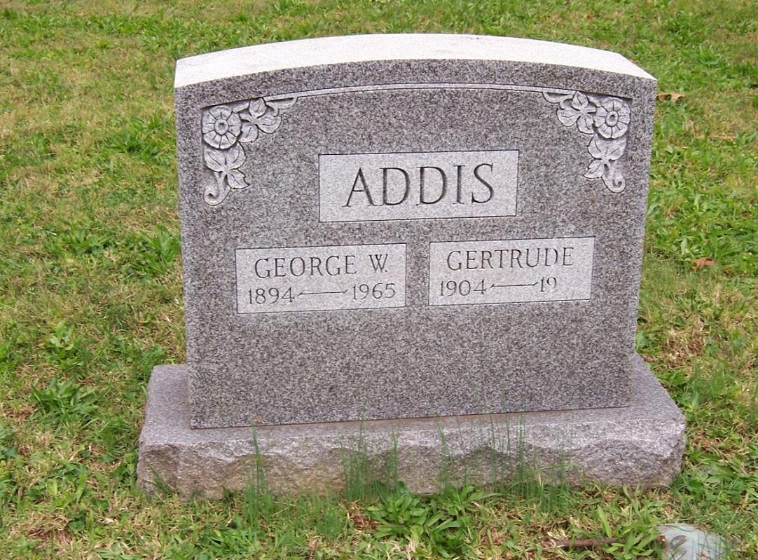 George W Addis