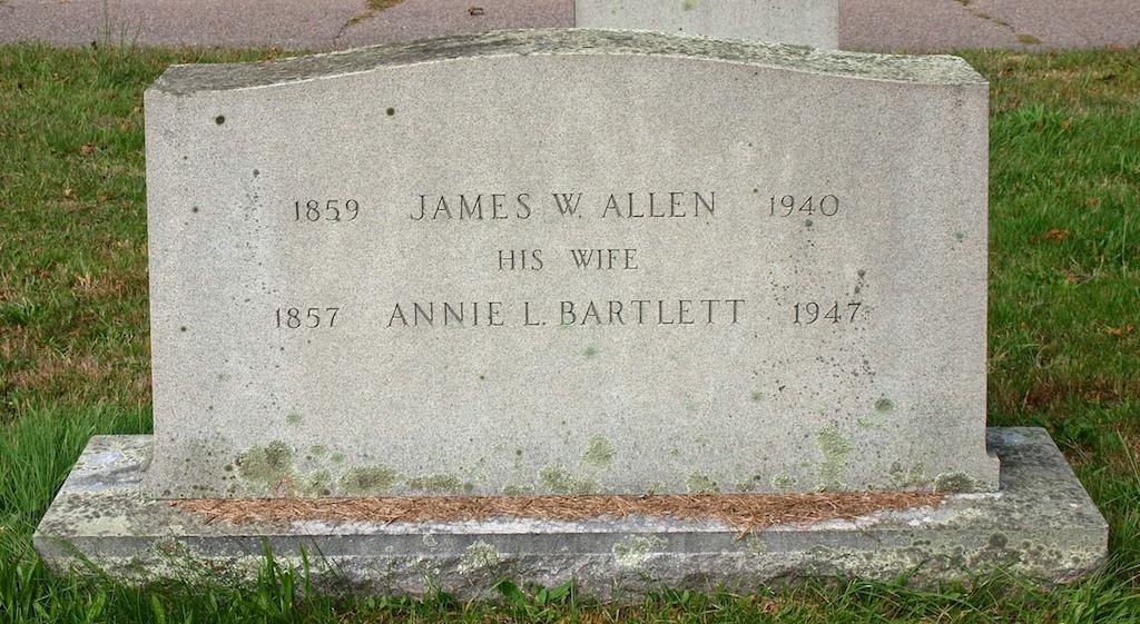 James Wood Allen