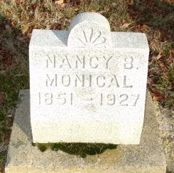 Nancy <i>Beem</i> Monical