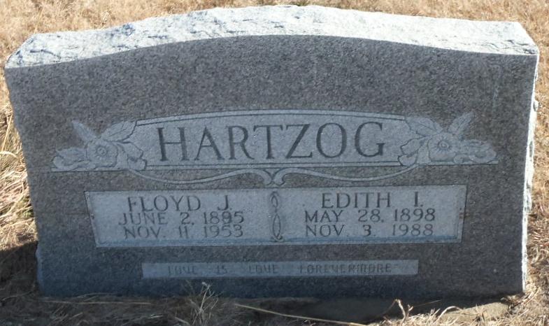 Floyd Jesse Hartzog