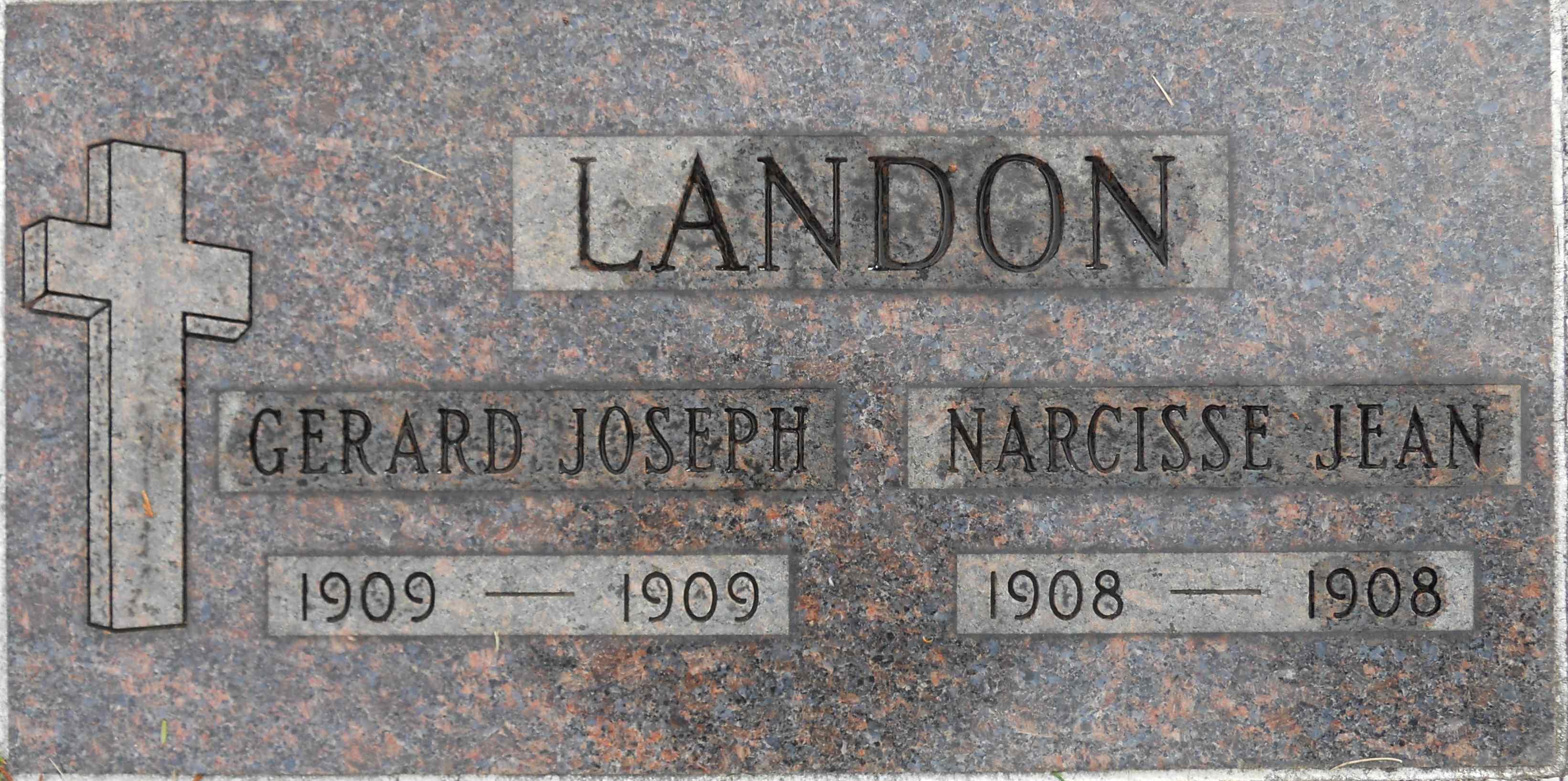Narcisse Jean Landon