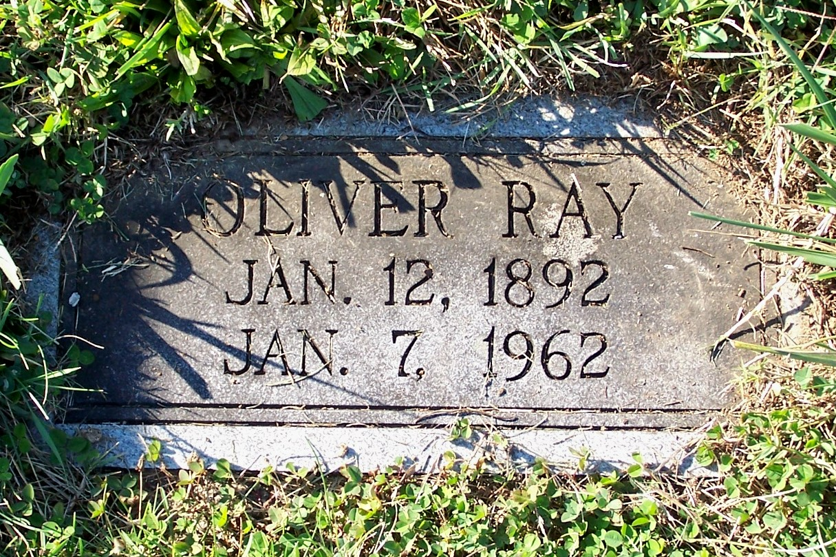 Oliver Ray Dubel