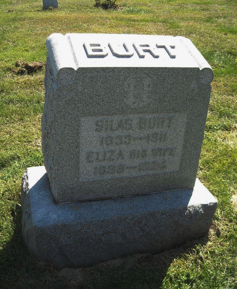 Silas Burt