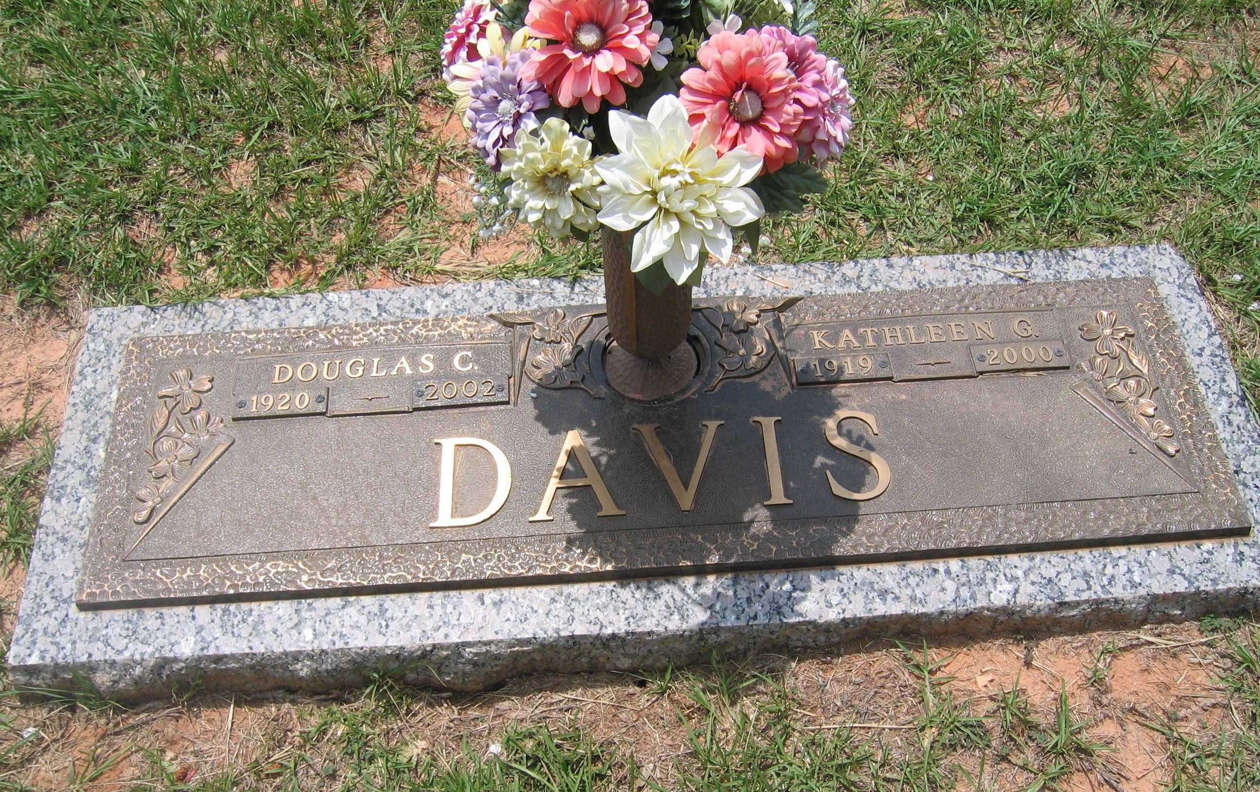 Grace Cathleen <i>Kaufold</i> Davis