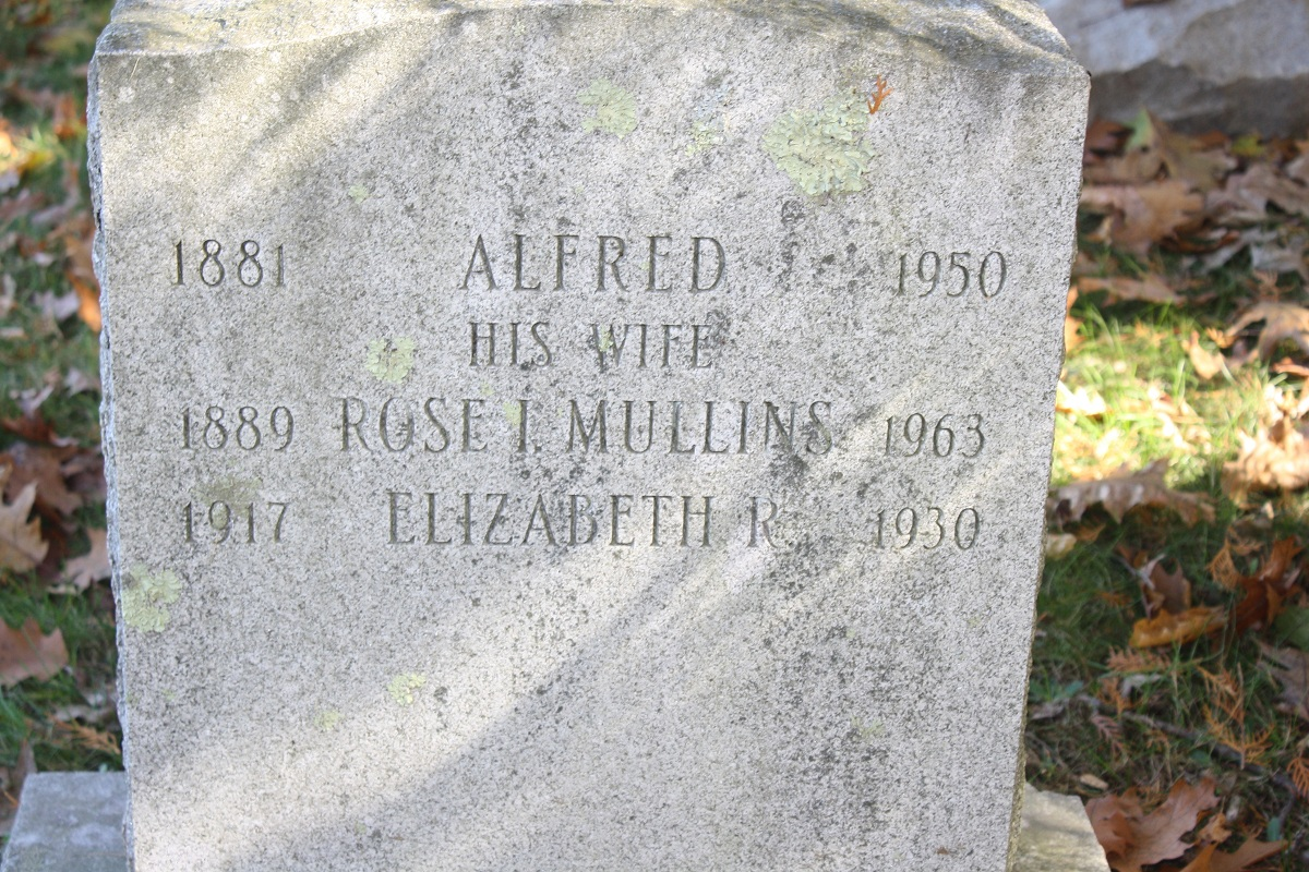 Rose I. <i>Mullins</i> Jensen