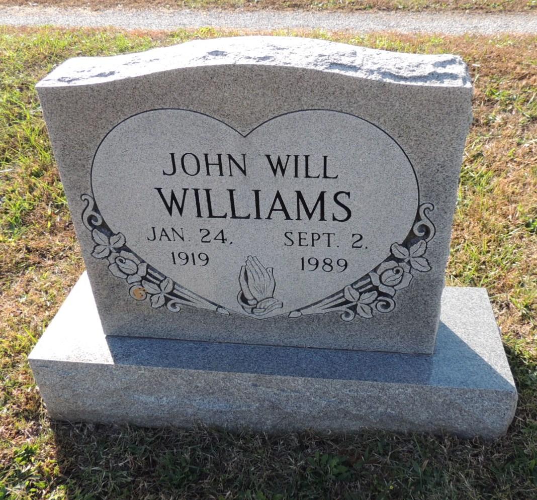 John Will Williams