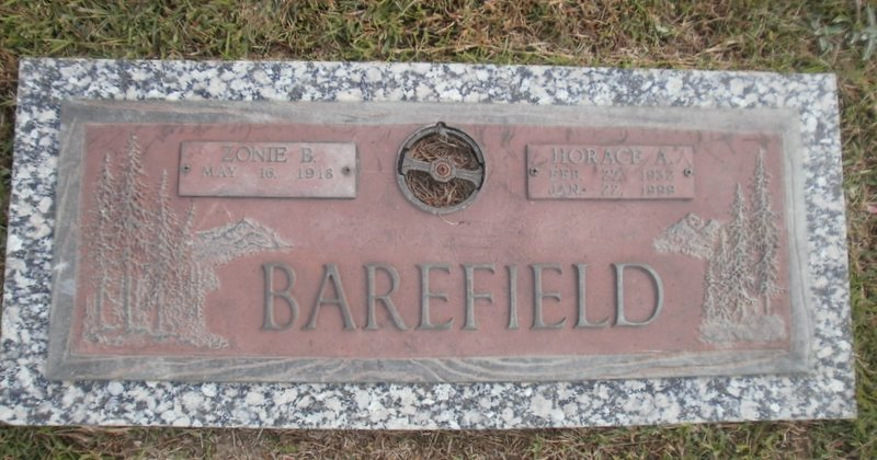 Horace A Barefield