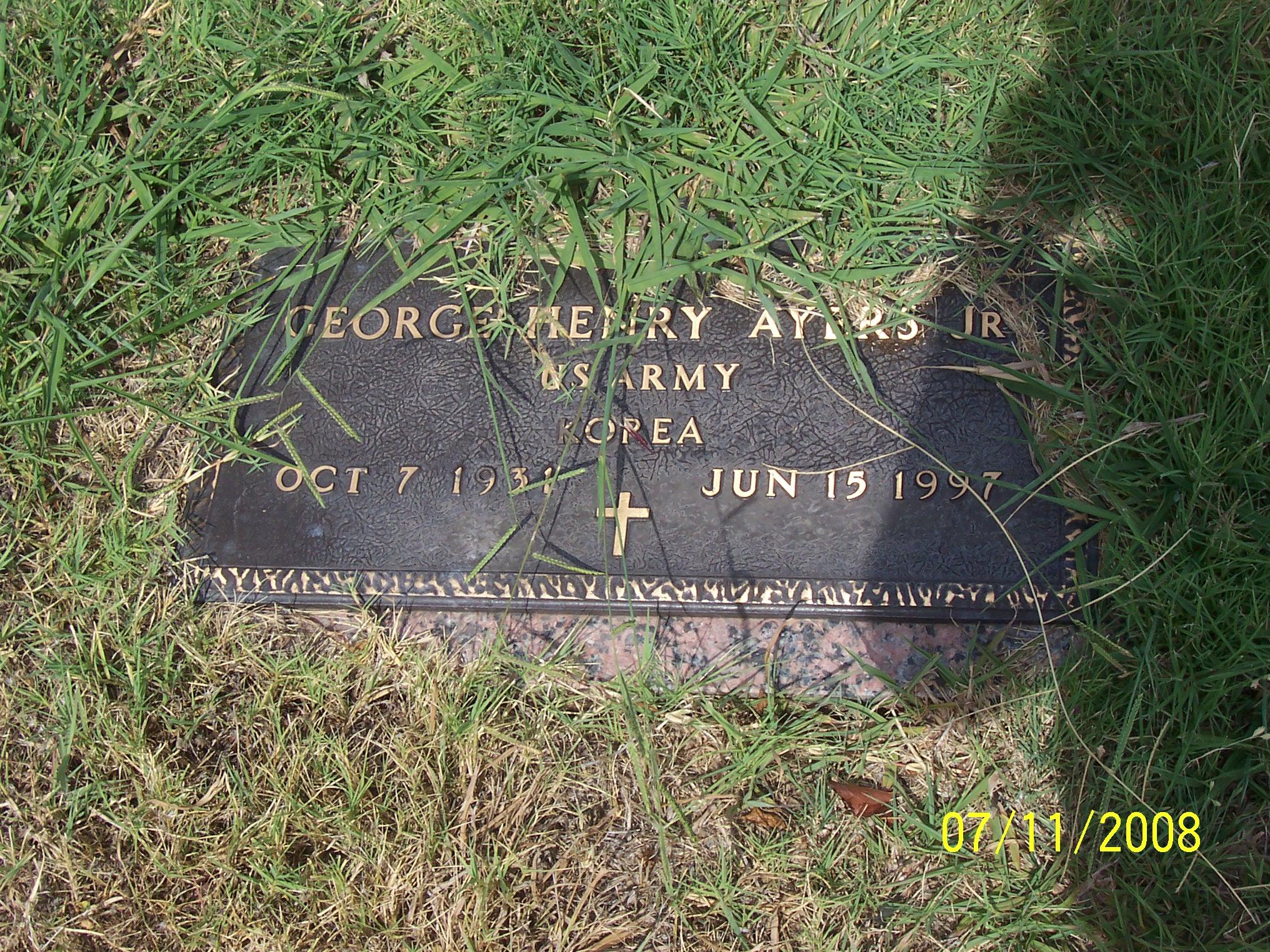 George Henry Ayers, Jr