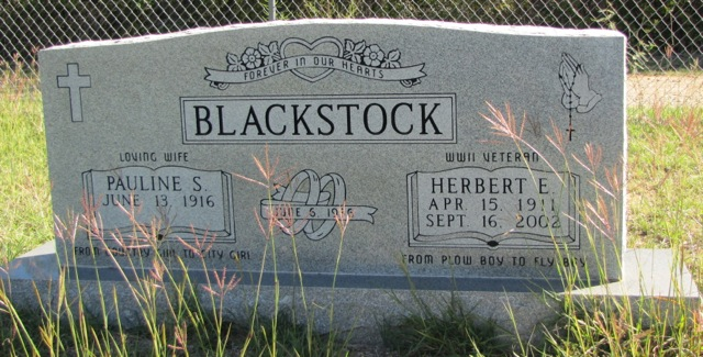 Herbert Earle Blackstock
