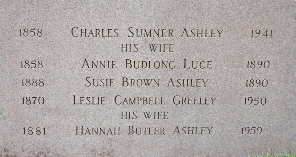 Leslie Campbell Greeley