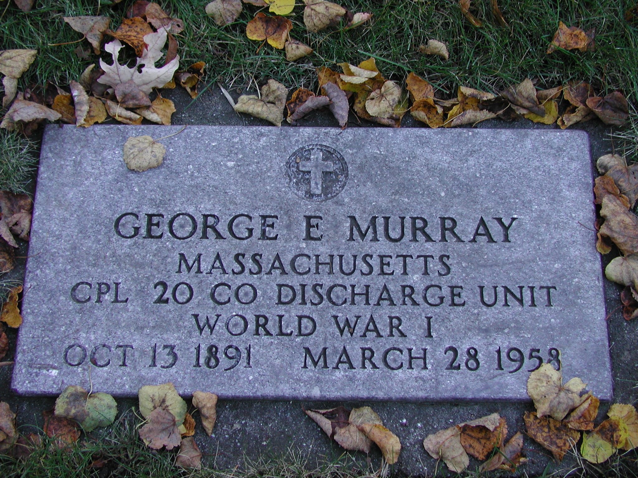George E. Murray
